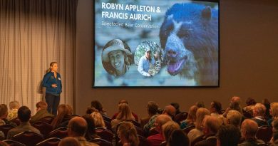 Top Moments of the Fall 2019 Wildlife Conservation Expo