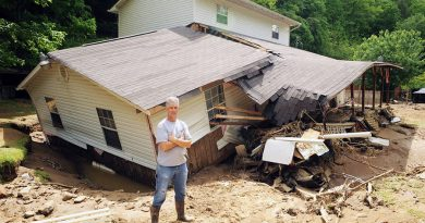 Appalachia's Strip-Mined Mountains Face a Growing Climate Risk: Flooding