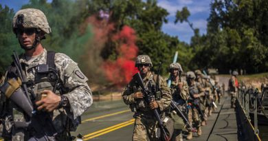 U.S. Military Bases Face Increasingly Dangerous Heat as Climate Changes, Report Warns