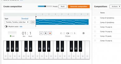 You can now buy AWS' $99 DeepComposer keyboard
