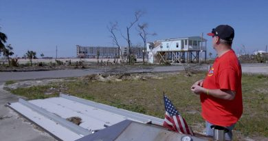 American Climate Video: Hurricane Michael Intensified Faster Than Even Long-Time Residents Could Imagine