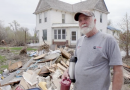 American Climate Video: Floodwaters Test the Staying Power of a 'Determined Man'