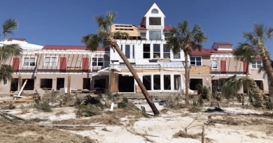 American Climate Video: The Driftwood Hotel Had an 'Old Florida' Feel, Until it Was Gone