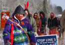 Urging Biden to Stop Line 3, Indigenous-Led Resistance Camps Ramp Up Efforts to Slow Construction