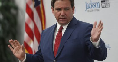 DeSantis Recognizes the Threat Posed by Climate Change, but Hasn't Embraced Reducing Carbon Emissions